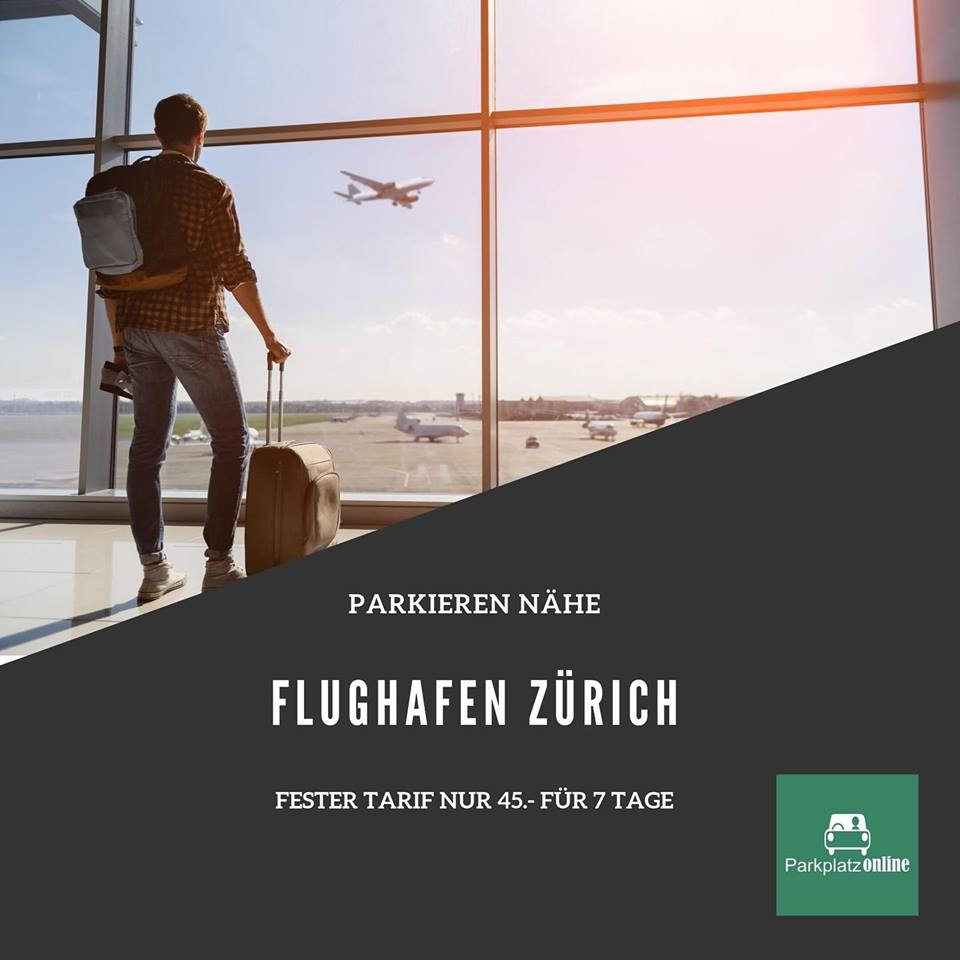 Flughafenparking Zürich