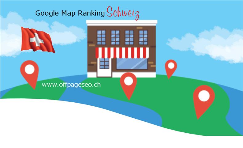 Ranking Verbessern auf Google Maps